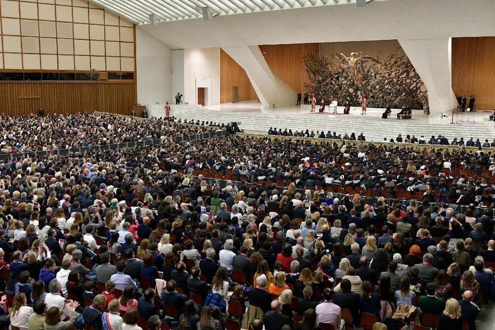 Collège San Carlo © Vatican Media