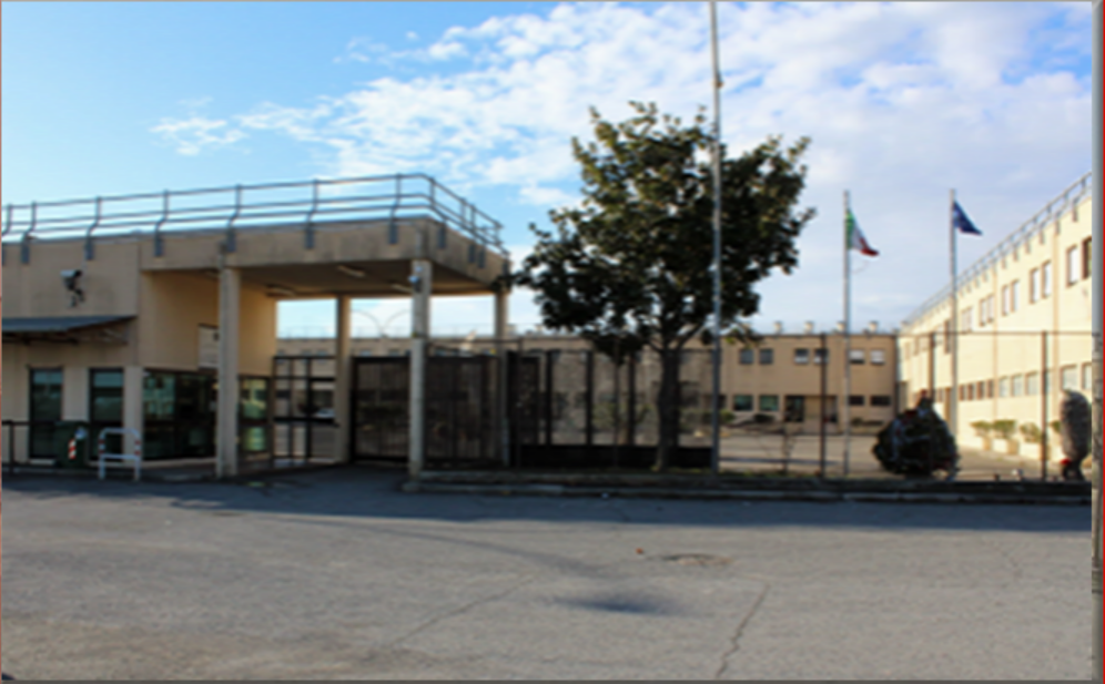 Prison de Velletri © circondarialevelletri.altervista.org