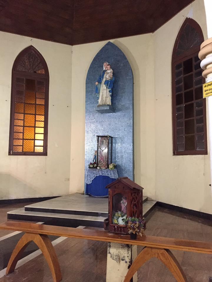St Sebastian Church, Negombo @Facebook