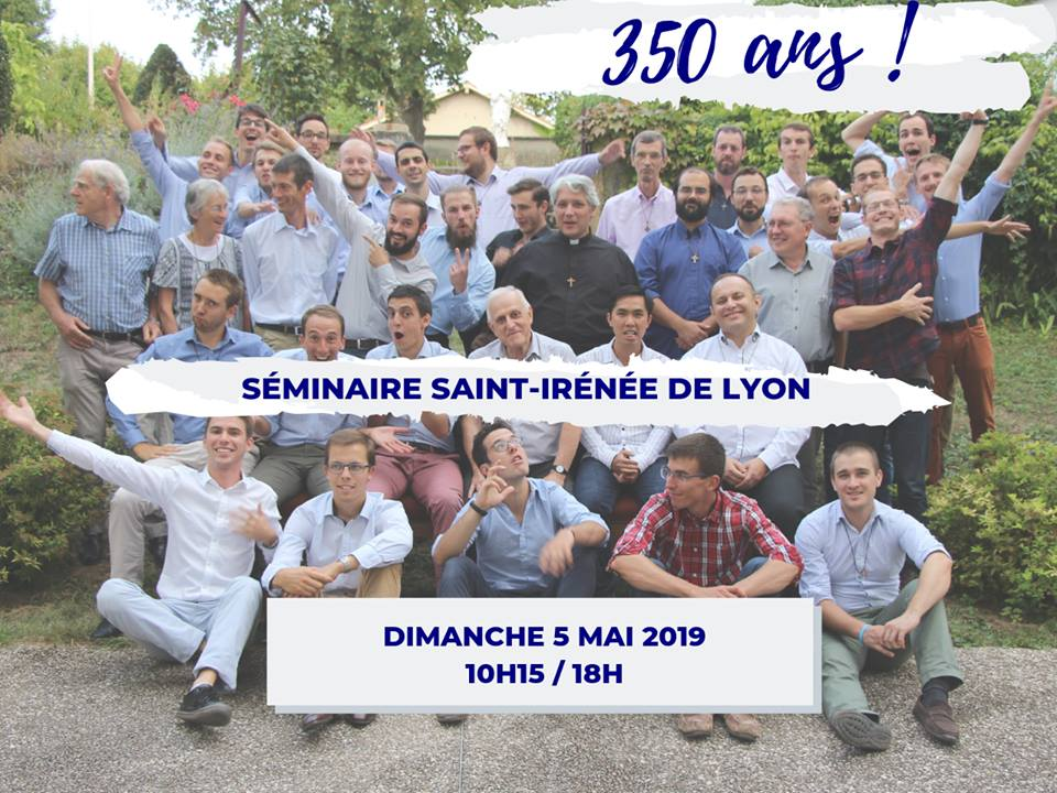 Les 350 ans du séminaire Saint-Irénée @ FB Saint-Irénée