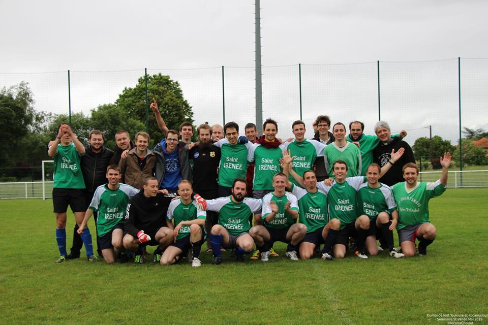 Football à Saint-Irénée (Lyon, France) @ FB Saint-Irénée