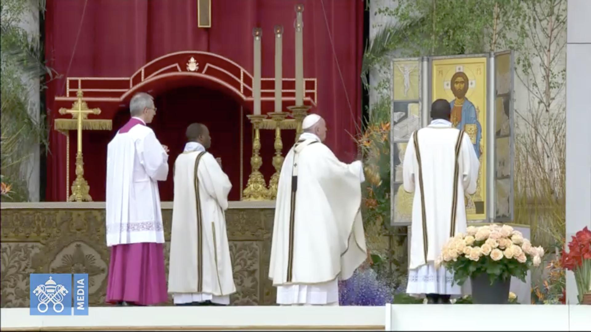"""""""Surrexit Domine"""", Pâques 2019 @ Vatican Media"""