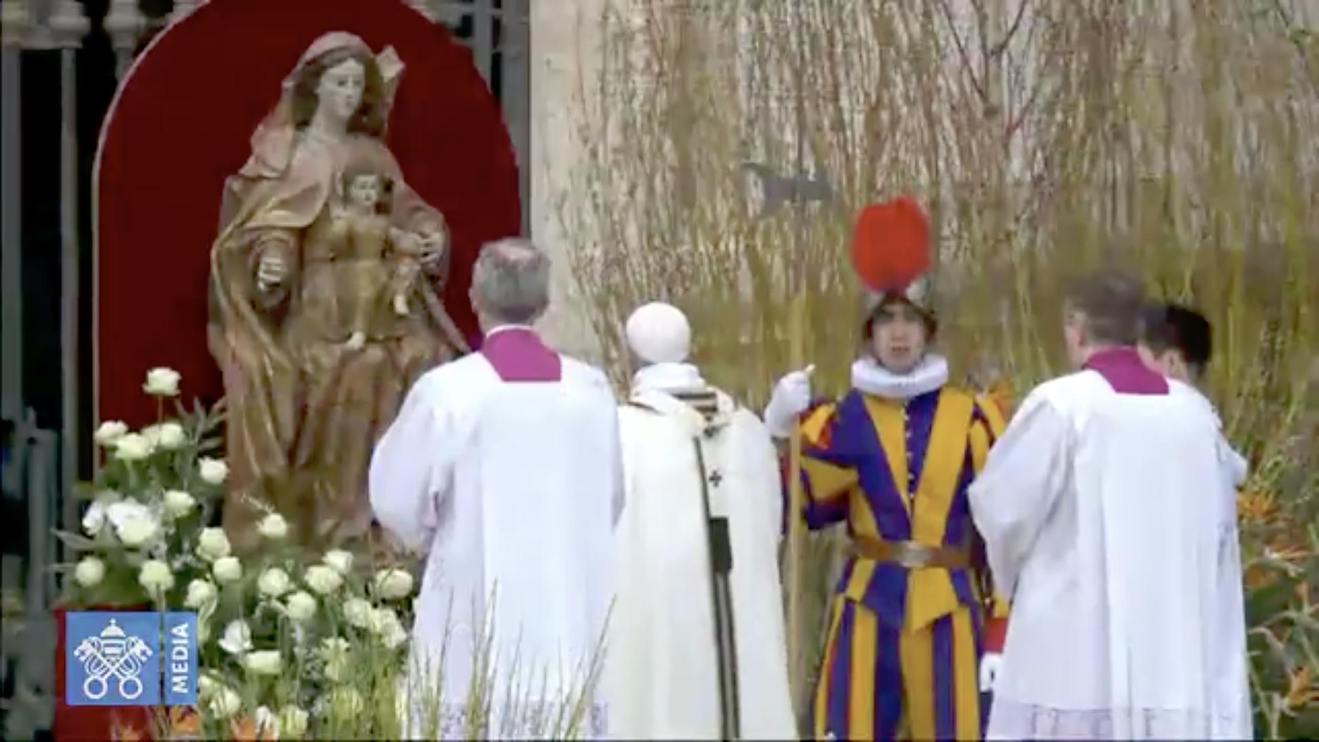 Regina Caeli, Pâques 2019 @ Vatican Media