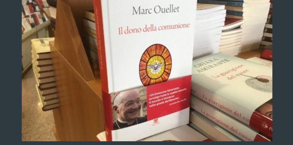 Livre du cardinal Ouellet © Vatican News