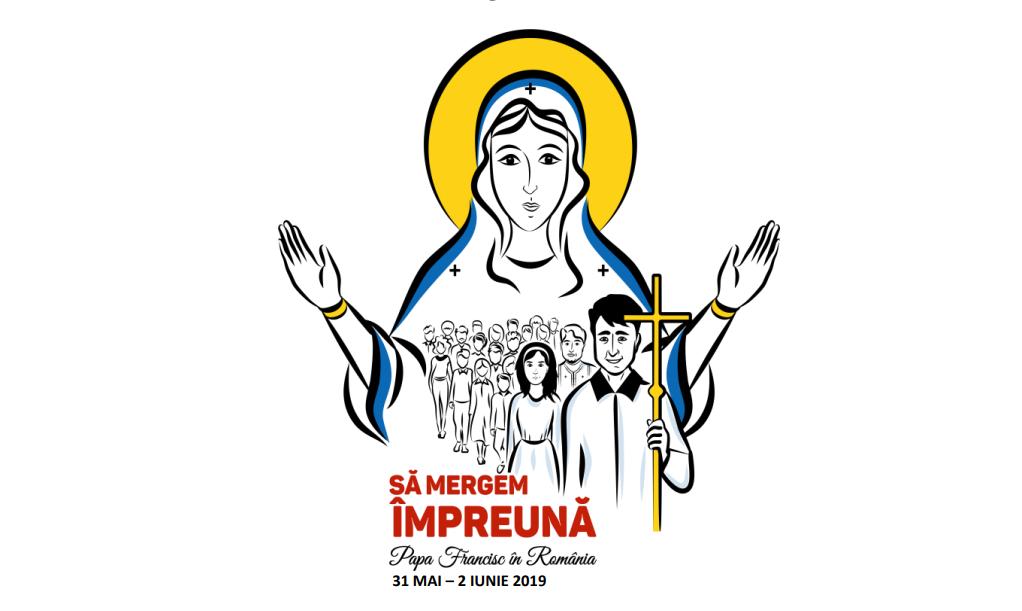 Logo du voyage en Roumanie (31 mai-2 juin 2019)