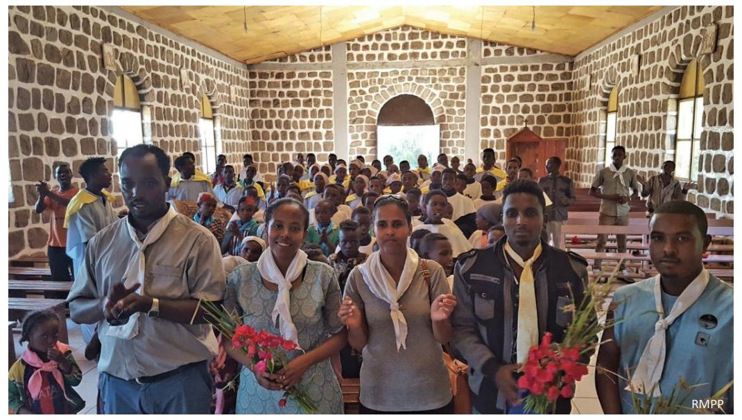 Eglise en Afrique © RMPP