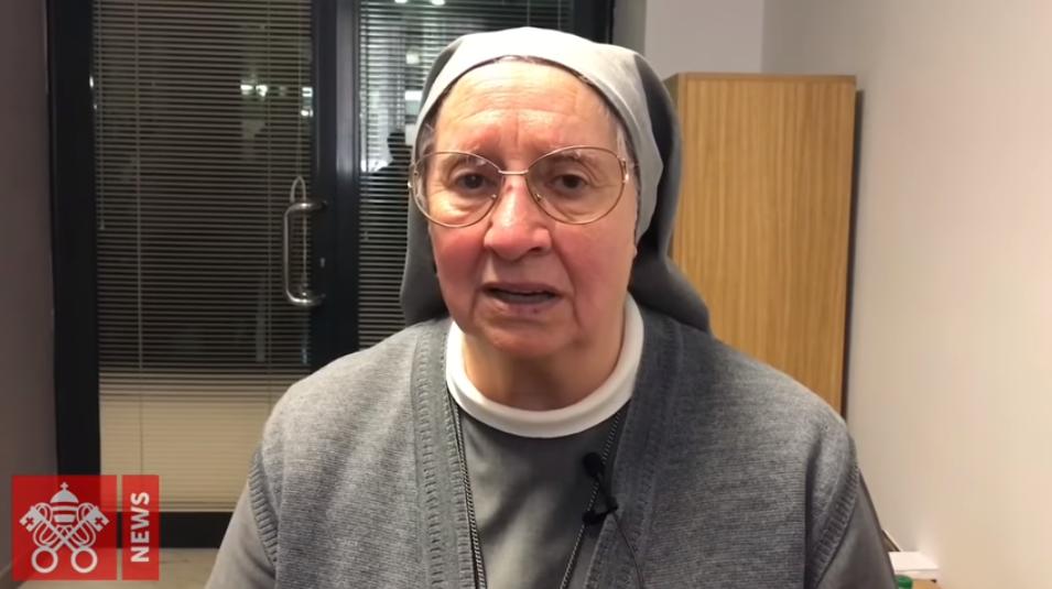 Soeur Eugenia Bonetti, capture Vatican News