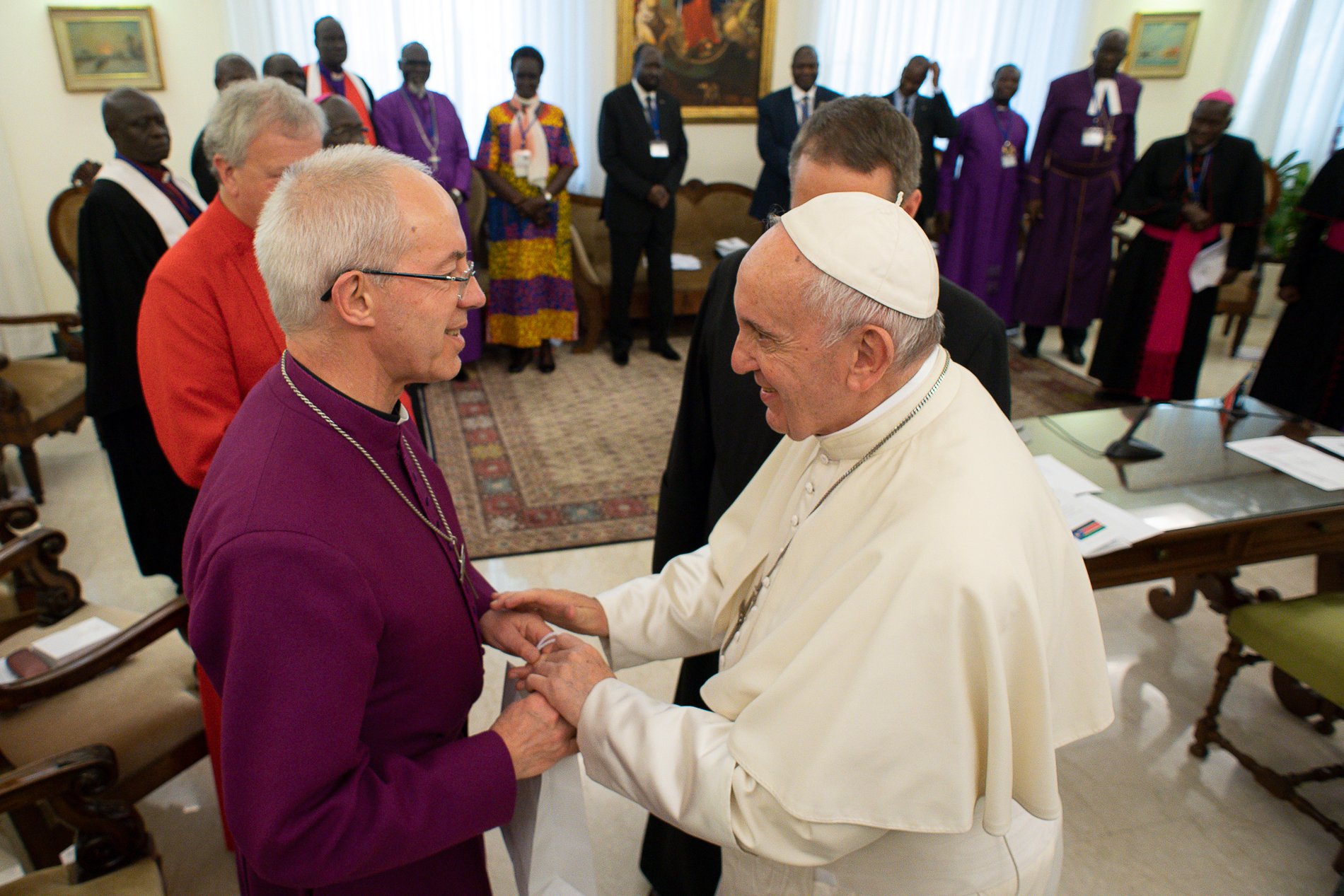 Justin Welby © Vatican Media