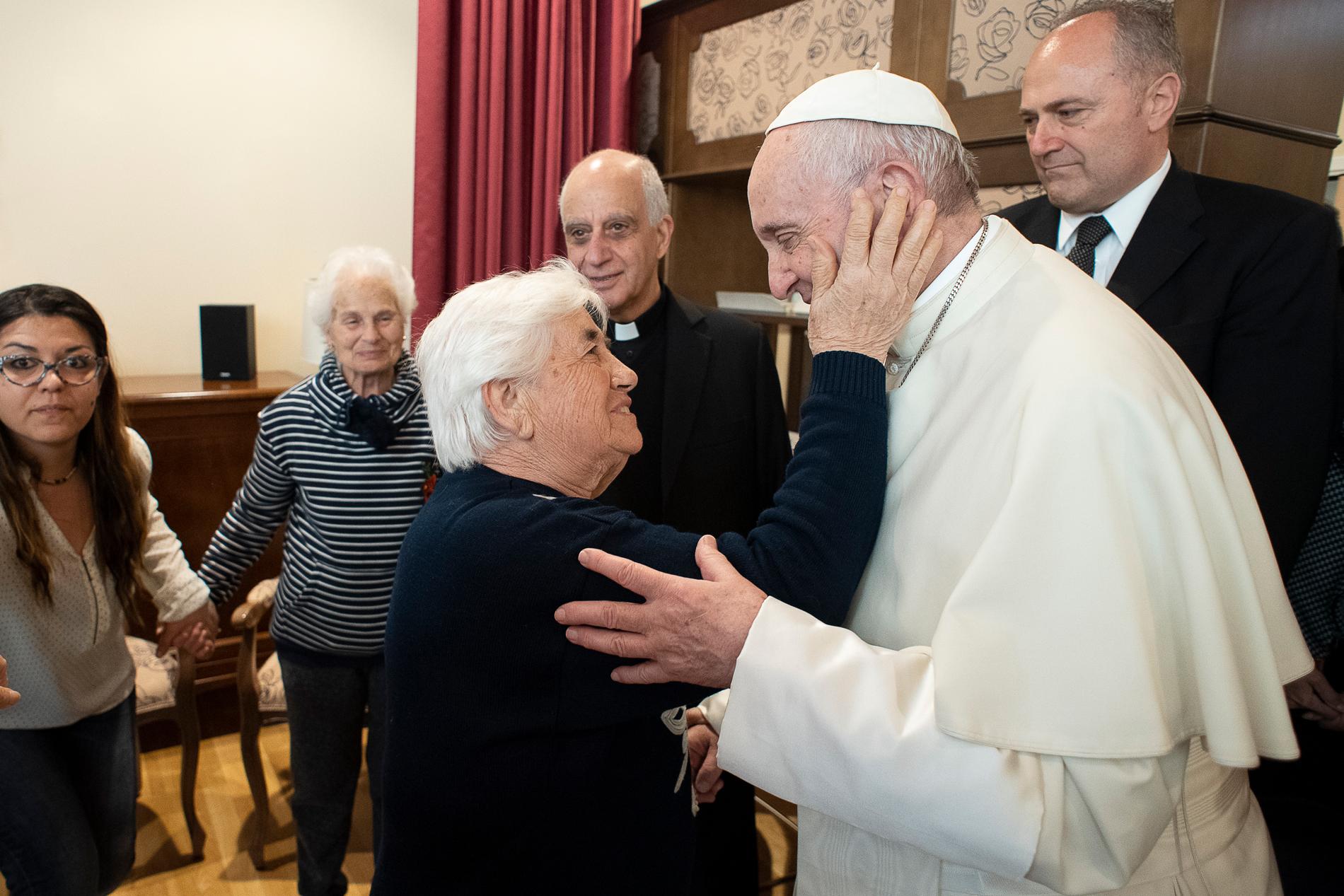 Village Emanuele pour malades d'Alzheimer © Vatican Media