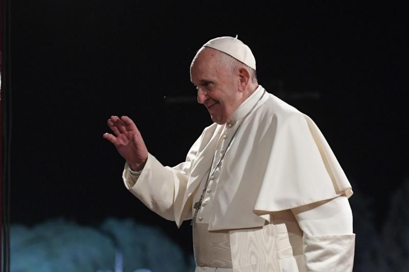 Chemin de croix du Colisée, 19 avril 2019 © Vatican Media