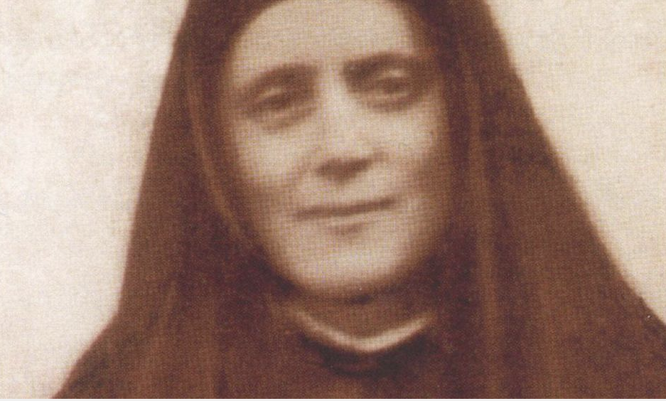 Soeur Lucia Ripamonti @ Institut des Servantes de la Charité