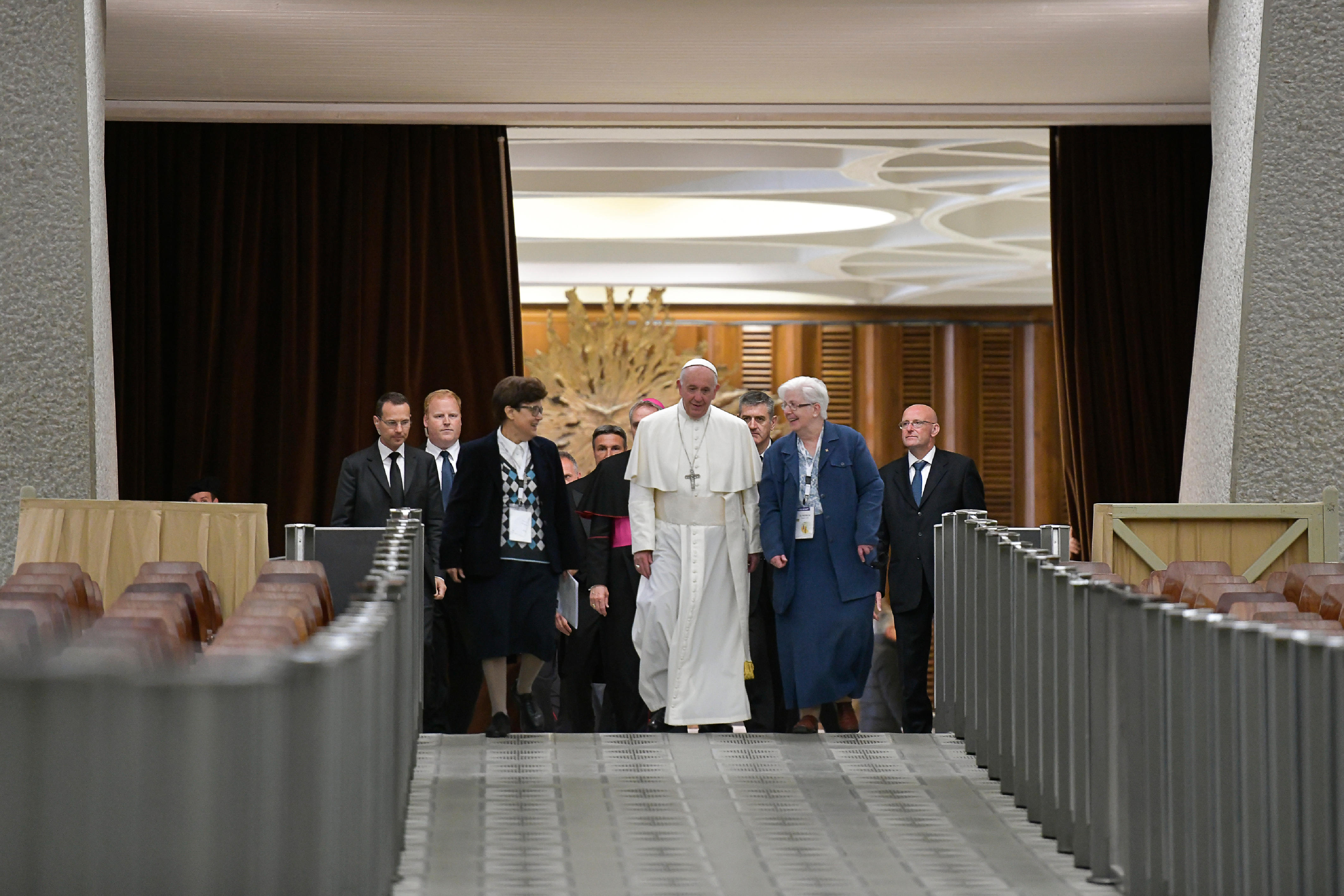 Union des supérieures générales, UISG © Vatican Media