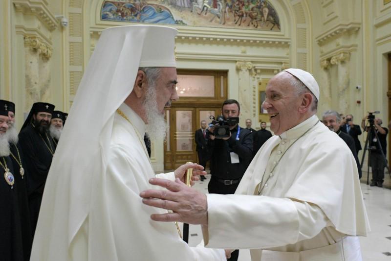 Synode permanent de l'Eglise orthodoxe roumaine © Vatican Media