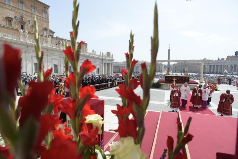 Messe de Pentecôte, 9 juin 2019 © Vatican Media