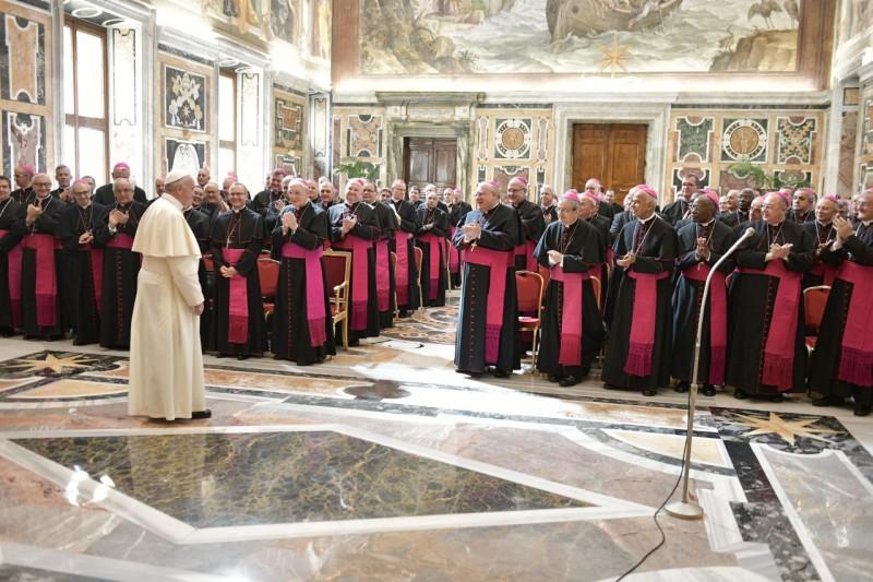 Nonces apostoliques © Vatican Media