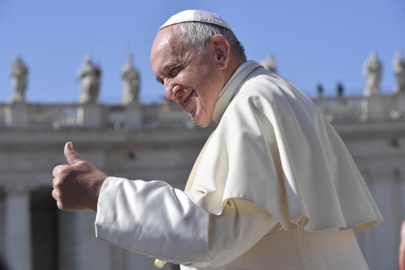 Audience générale du 26 juin 2019 © Vatican Media