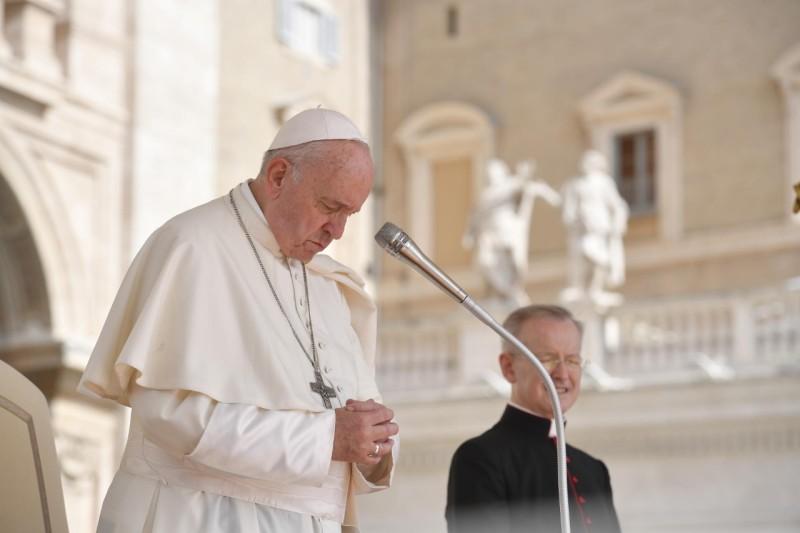 Audience générale du 12 juin 2019 © Vatican Media