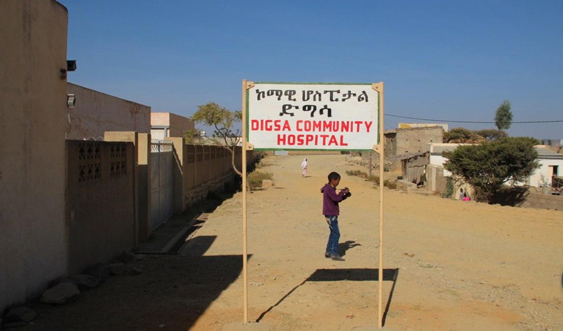 Clinique catholique fermée en Erythrée © Vatican News