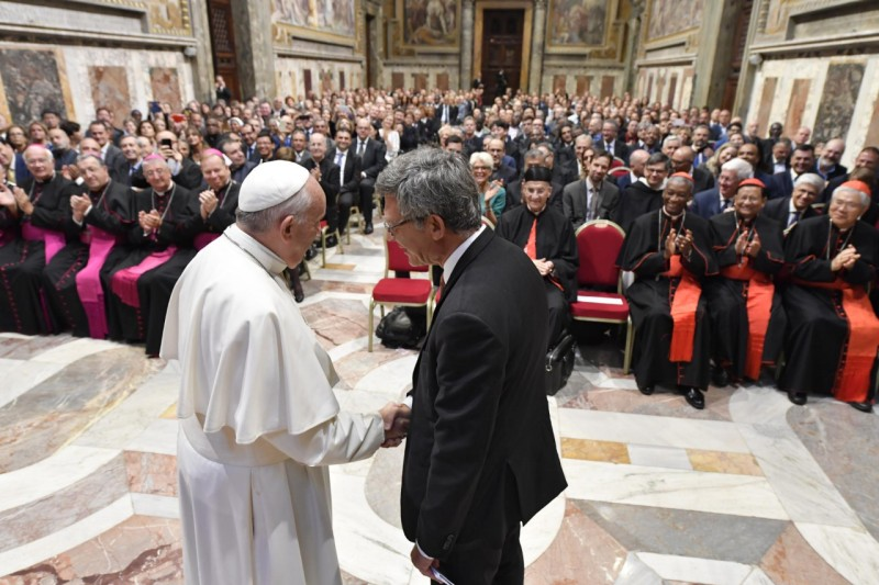 Dicastère pour la communication © Vatican Media