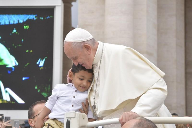 Audience générale du 30 octobre 2019 © Vatican Media