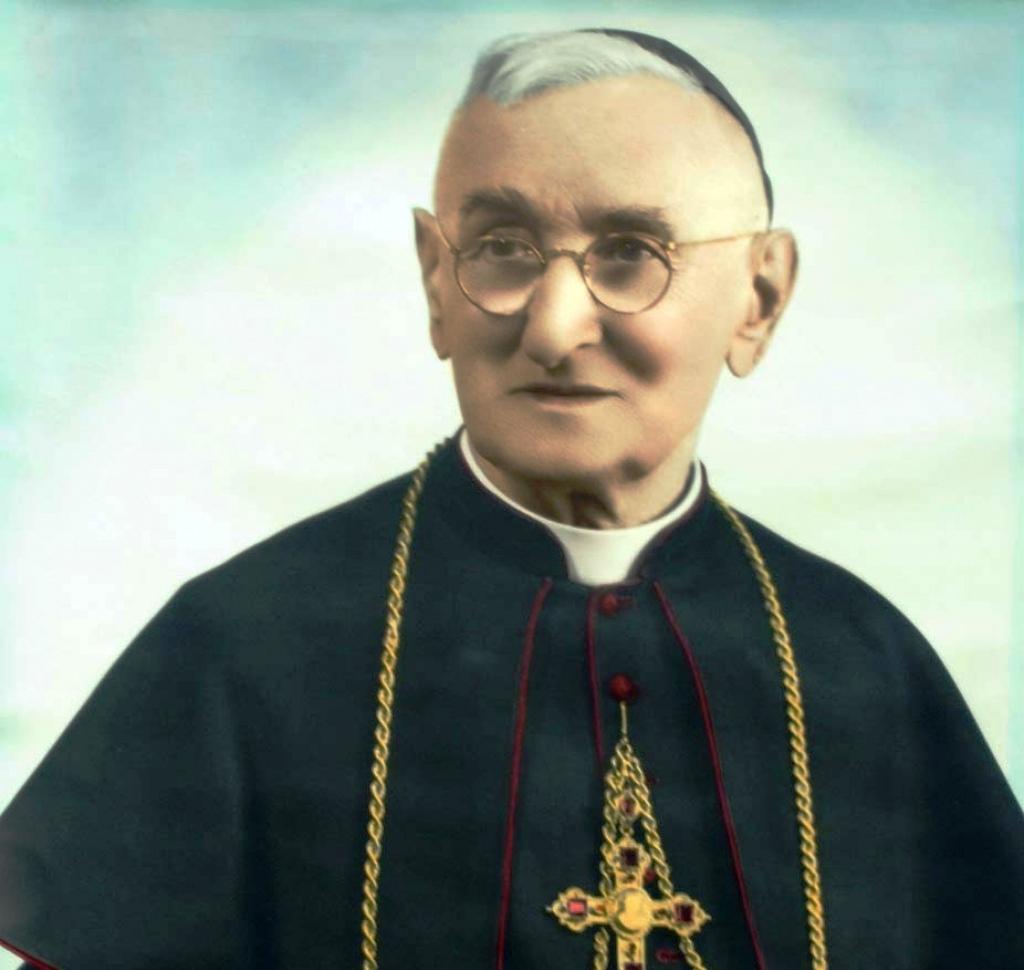 Mgr Augusto Cesare Bertazzoni @ DP