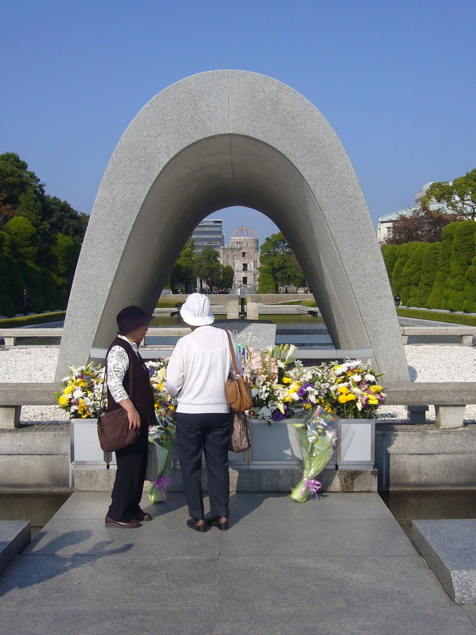 Mémorial de la paix d'Hiroshima (Dôme de Genbaku), Japon © UNESCO / Giovanni Boccardi