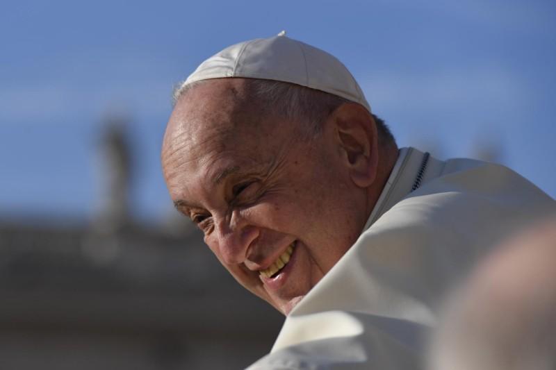 Audience générale du 23 octobre 2019 © Vatican Media
