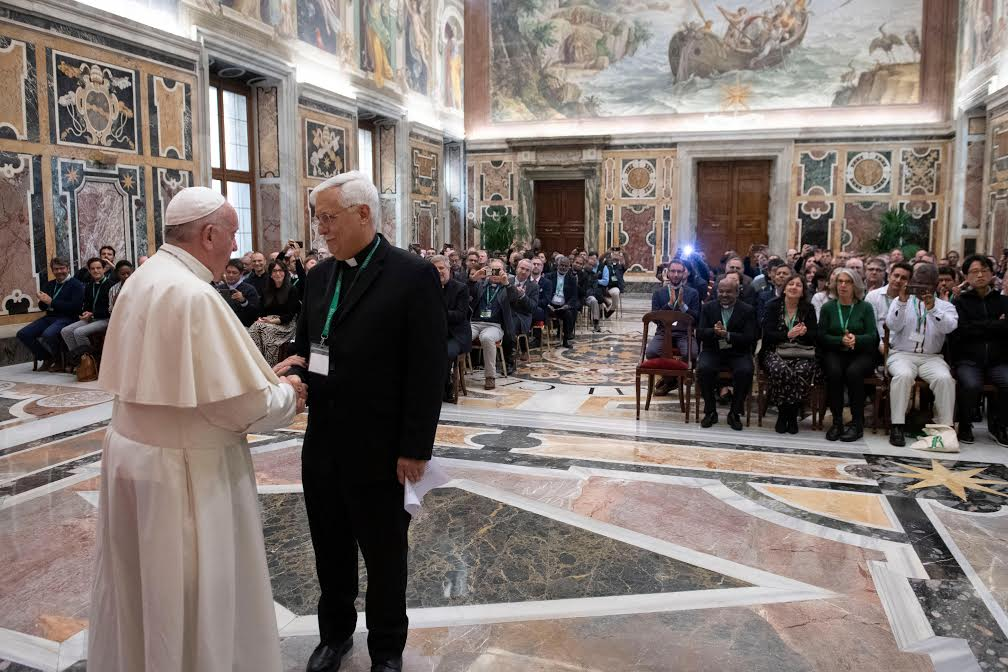P. Arturo Sosa SJ © Vatican Media