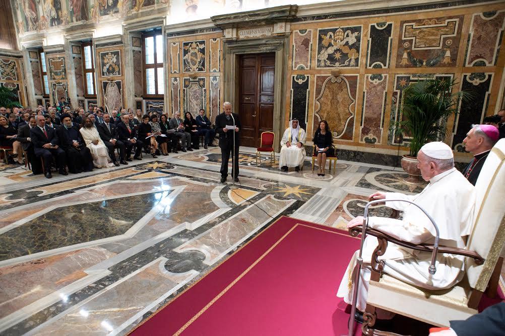 Protection de l'enfance, congrès au Vatican © Vatican Media