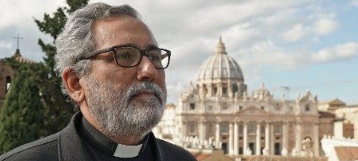 Le le jésuite Juan Antonio Guerrero Alves préfet du Secrétariat pour l'économie © Society of Jesus