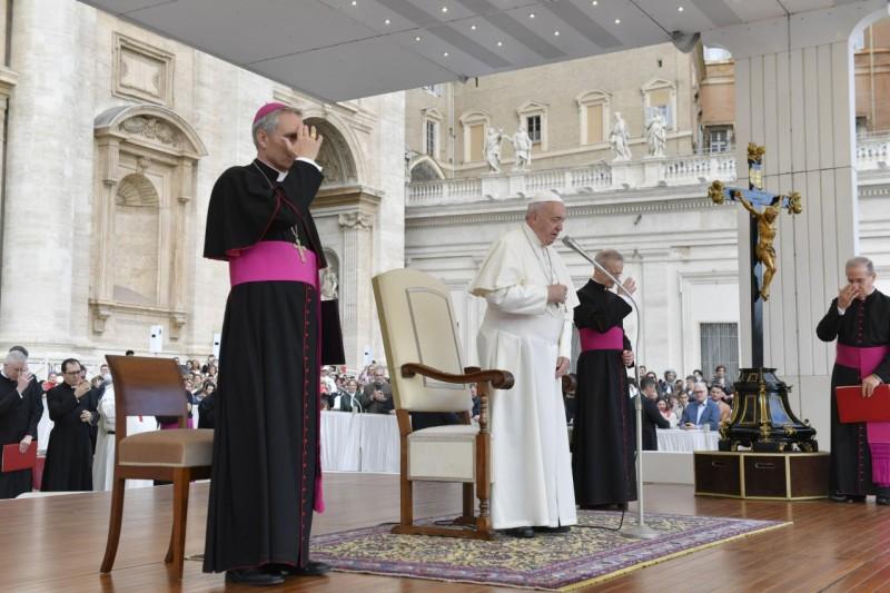 Audience générale du 6 novembre 2019 © Vatican Media