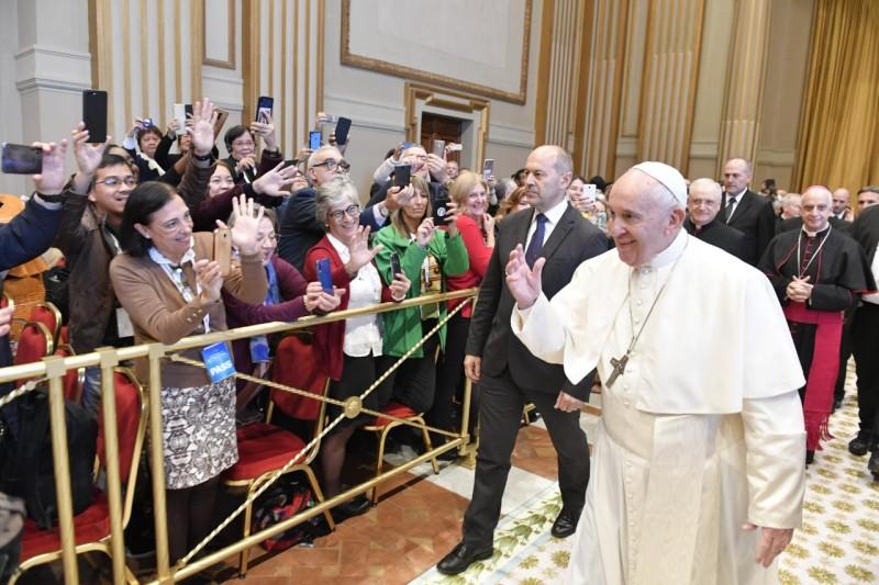 Nouvelle évangélisation © Vatican Media