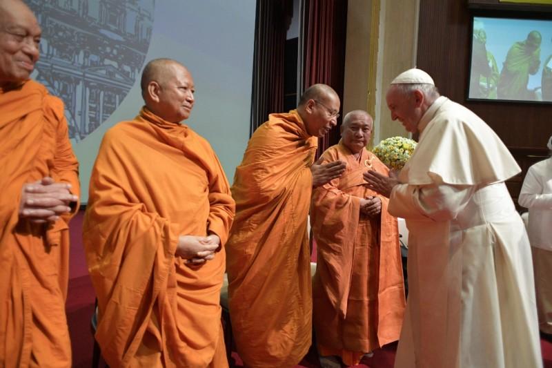 Université et leaders religieux, Bangkok, Thaïlande © Vatican Media