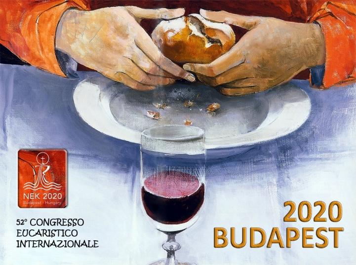 Congrès eucharistique de Budapest 2020 @ congressieucaristici.va