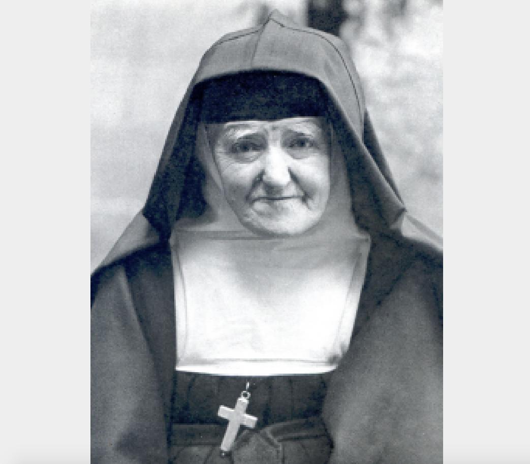 Léonie Martin, soeur Françoise-Thérèse @ la Visitation de Caen, archives