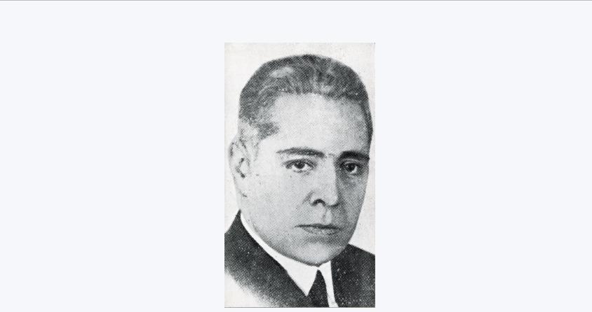 Fructuoso Perez Marquez @ Diccionario biografico de Almeria (Espagne)