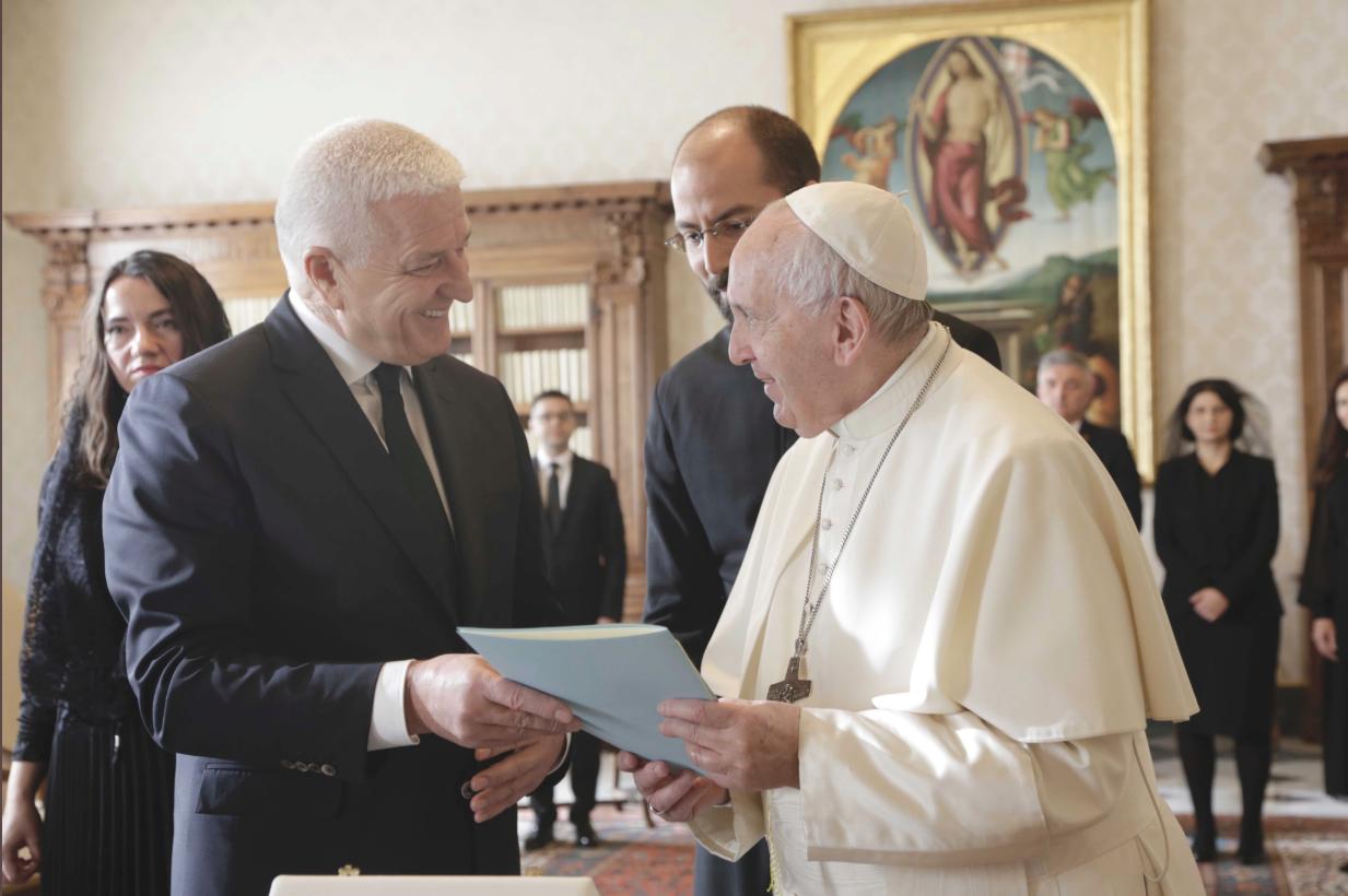 Dusko Markovic © Vatican Media