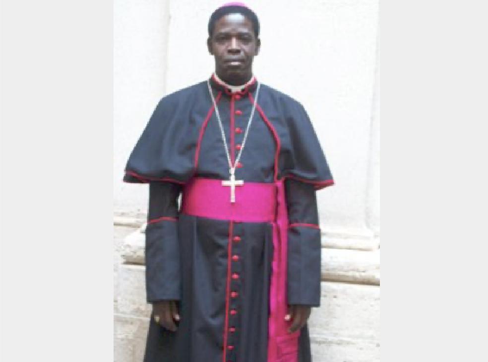 Mgr Georges Bizimanacapture @ eglisecatholique.bi