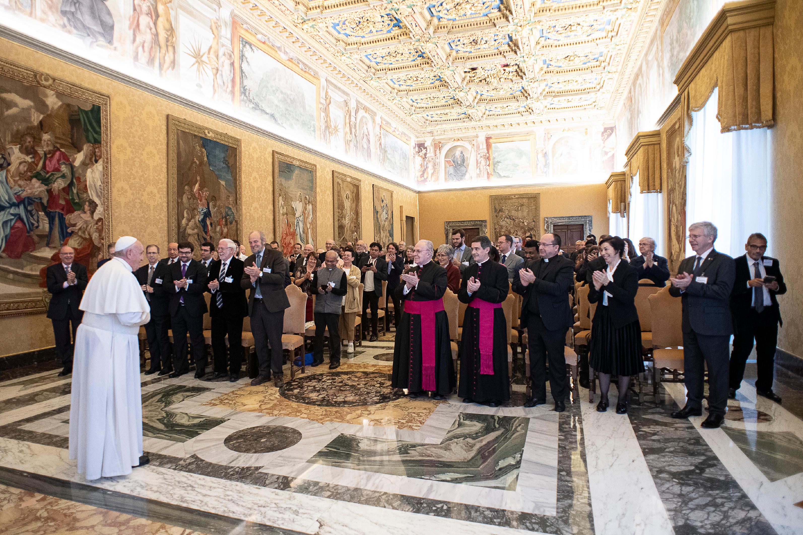 Forum mondial des ONG catholiques © Vatican Media