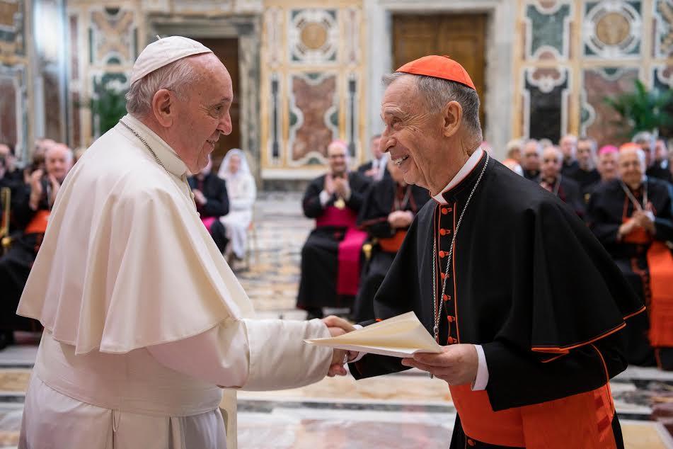 Card. Ladaria Ferrer, Doctrine de la foi © Vatican Media