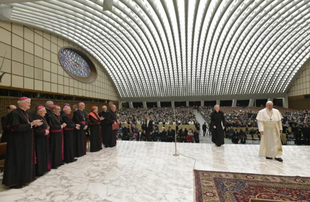 Audience générale du 8 janvier 2020 © Vatican Media