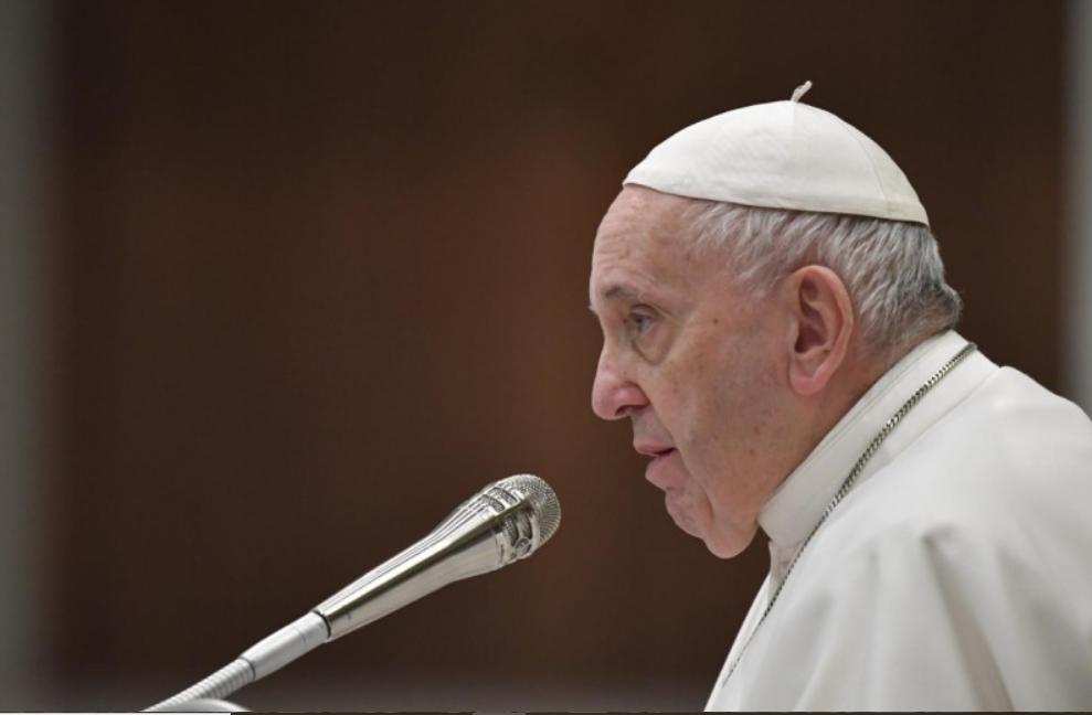 Audience générale du 22 janvier 2020 © Vatican Media