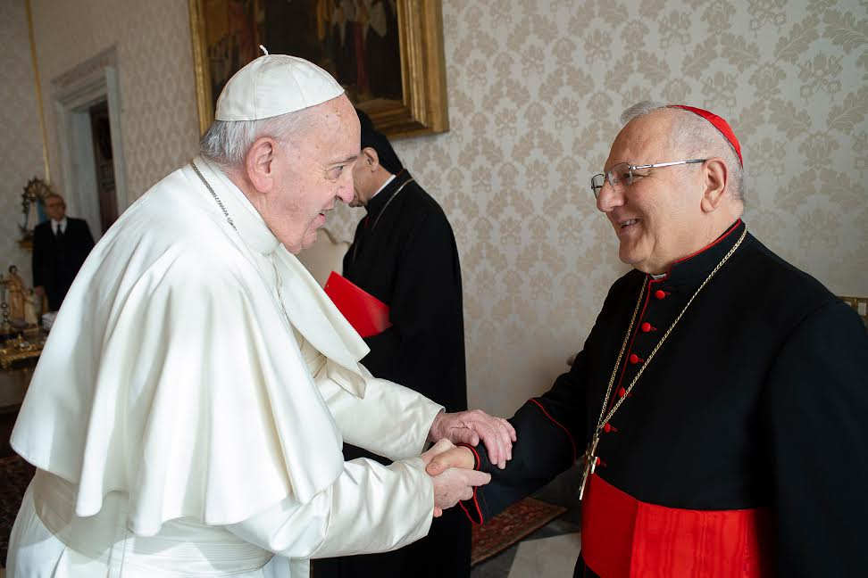 Patriarche Raphaël Sako, chaldéen © Vatican Media