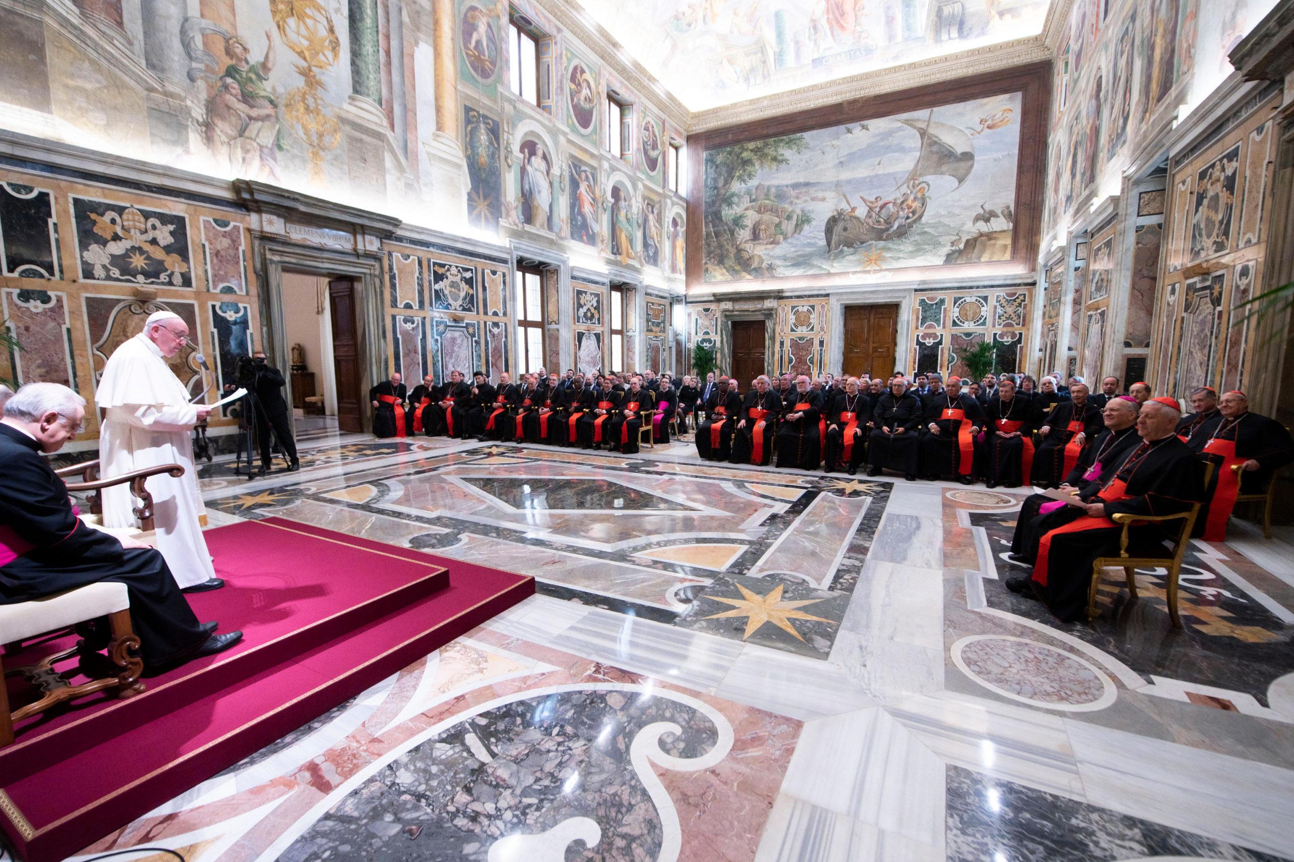 Assemblée plénière de la Congrégation pour l'éducation catholique © Vatican Media
