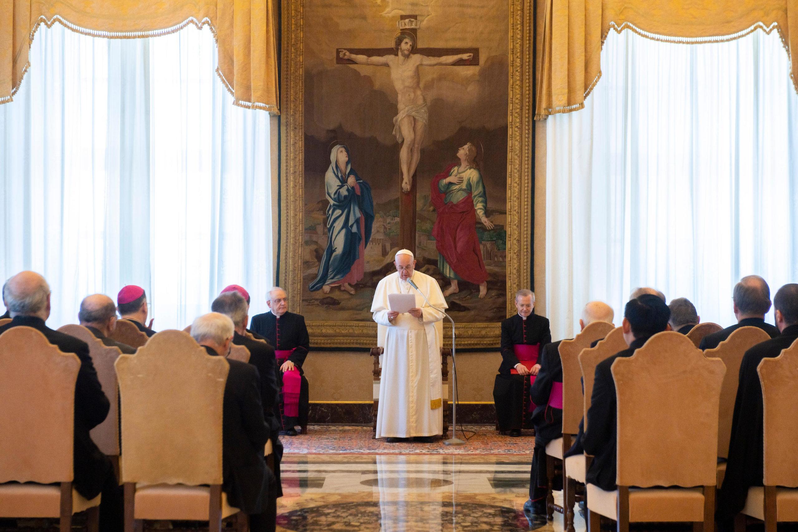 Conseil pontifical pour les textes législatifs © Vatican Media