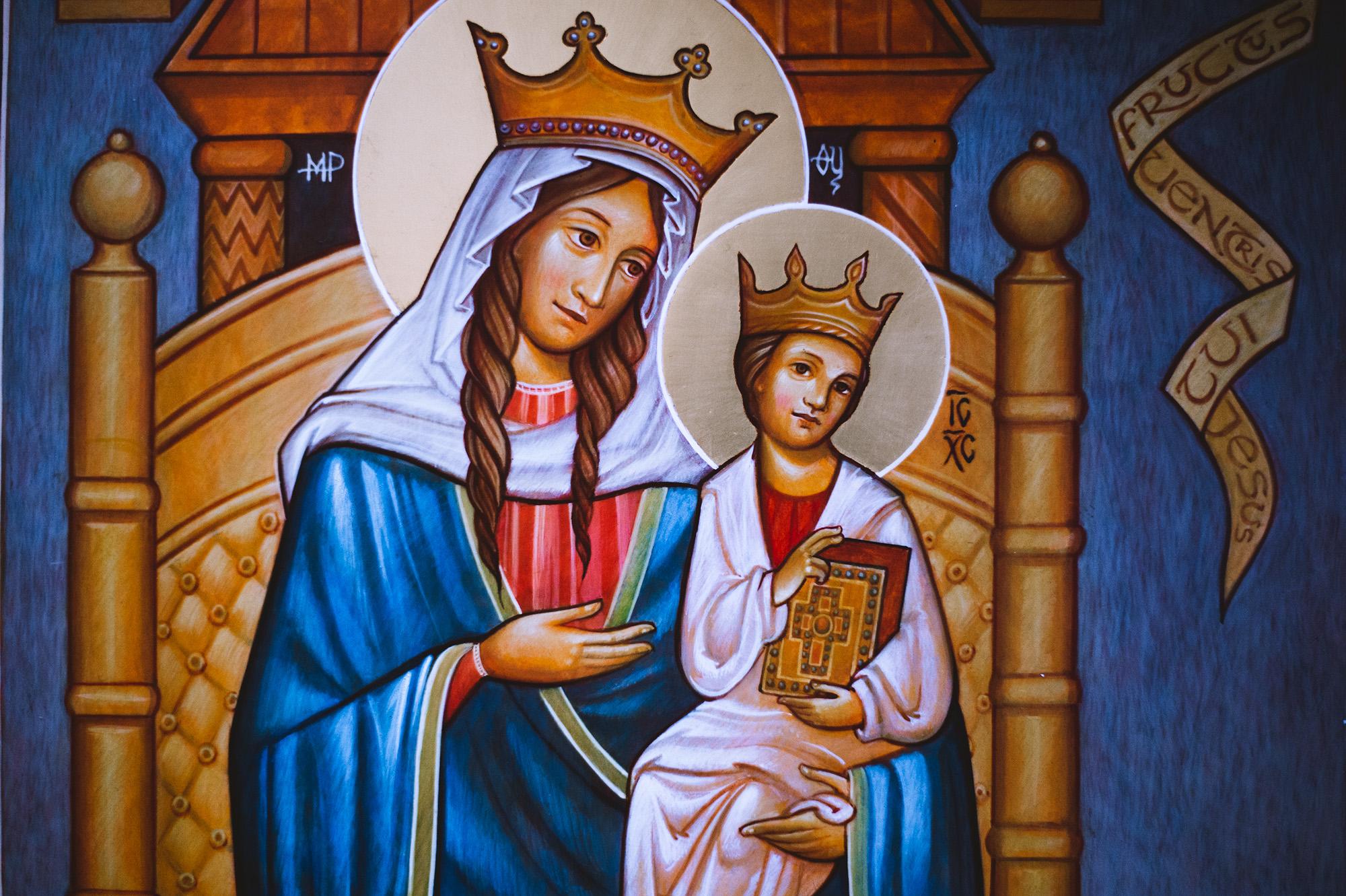 Notre Dame de Walsingham (Grande-Bretagne) @ behold2020.com