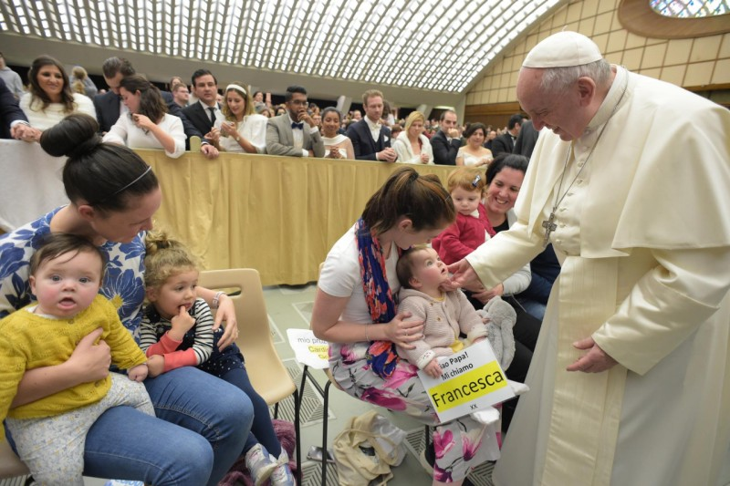 Audience générale du 5 février 2020 © Vatican Media