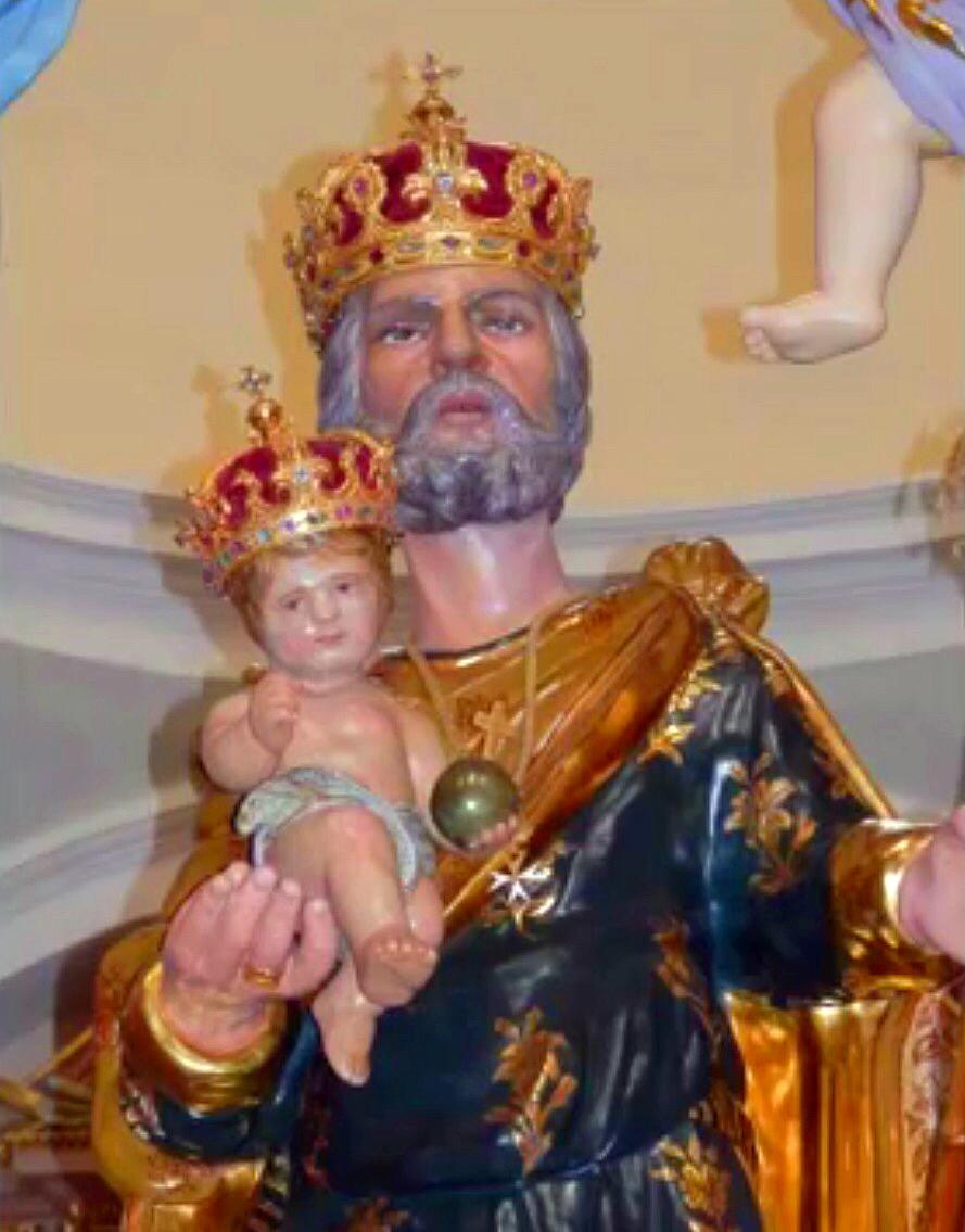 Saint Joseph de Rabat (Malte) @ wikimedia commons / Tokuburai
