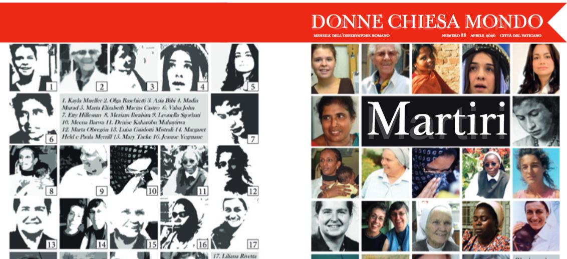 Mensuel de L'Osservatore Romano avril 2020