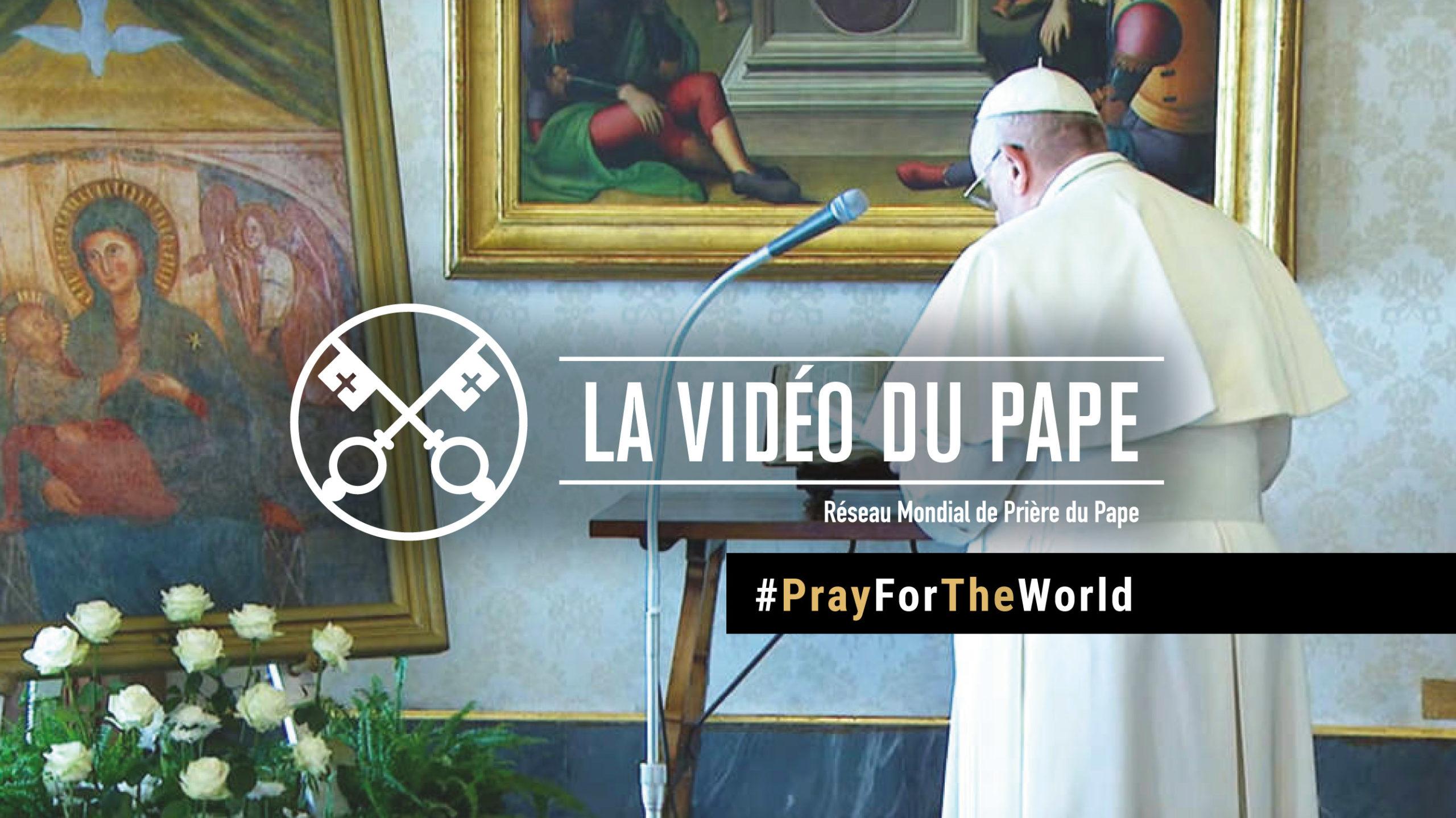 © La Vidéo du Pape, 25 mars 2020
